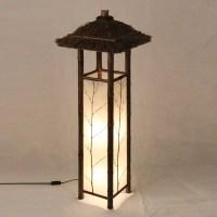 Comfortable Lighting with Japanese Floor Lamps   Warisan ...