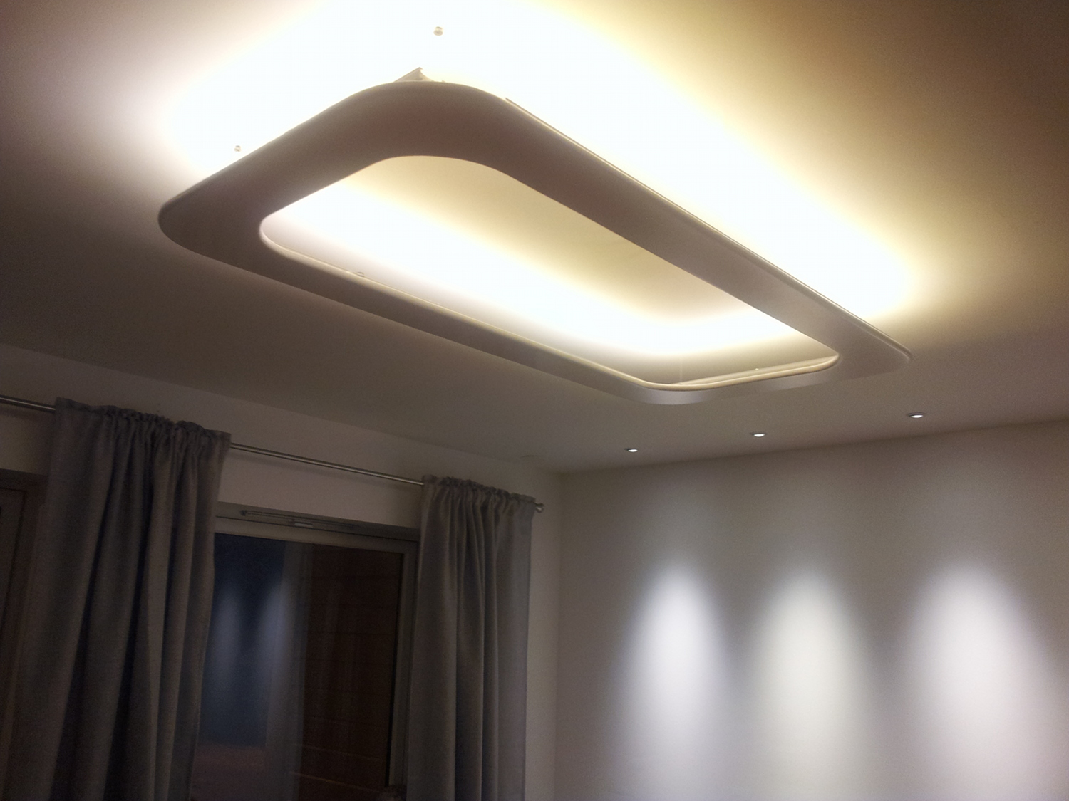 Ceiling Lighting Large Led Ceiling Lights Consume Less Energy By Given