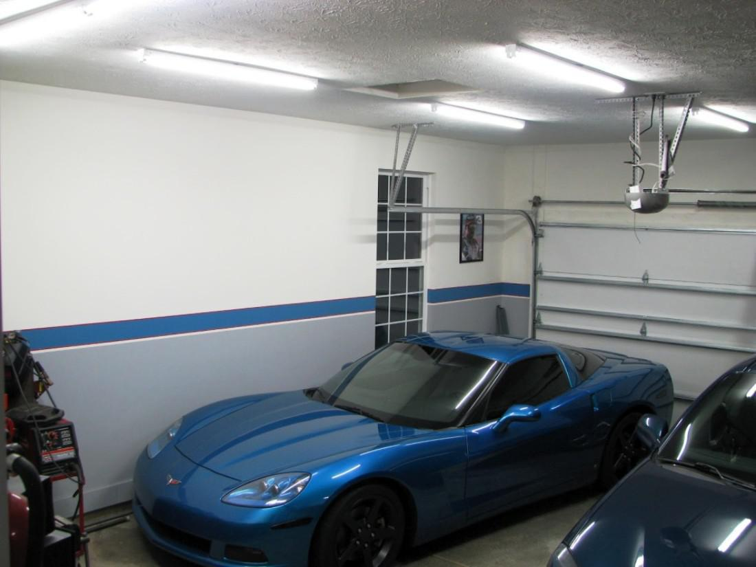 Led licht fã¼r garage