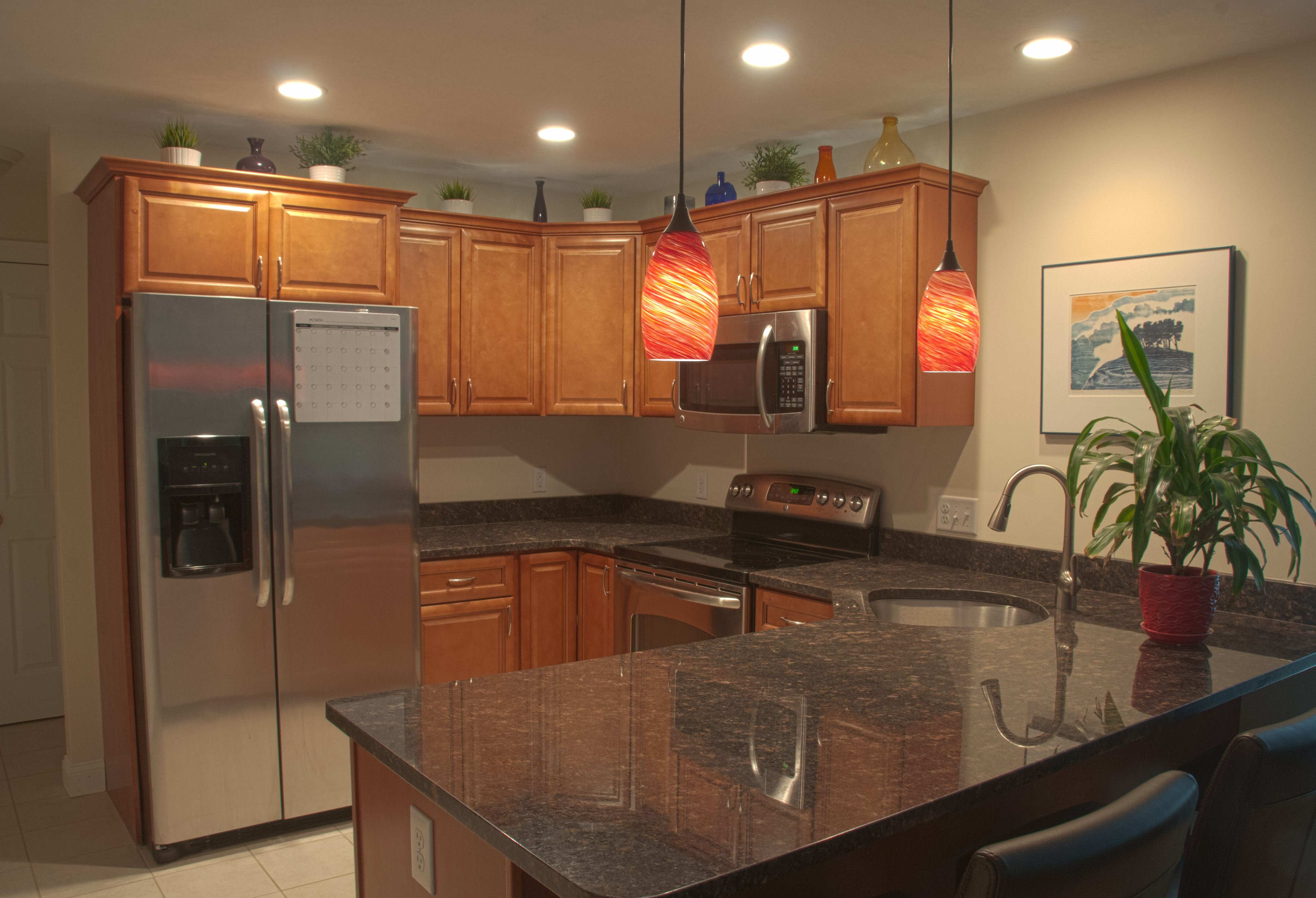 Led Kitchen Lights Ceiling Ability To Add Some Customized Features Download