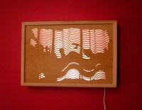 TOP 10 Light box wall art 2018 | Warisan Lighting