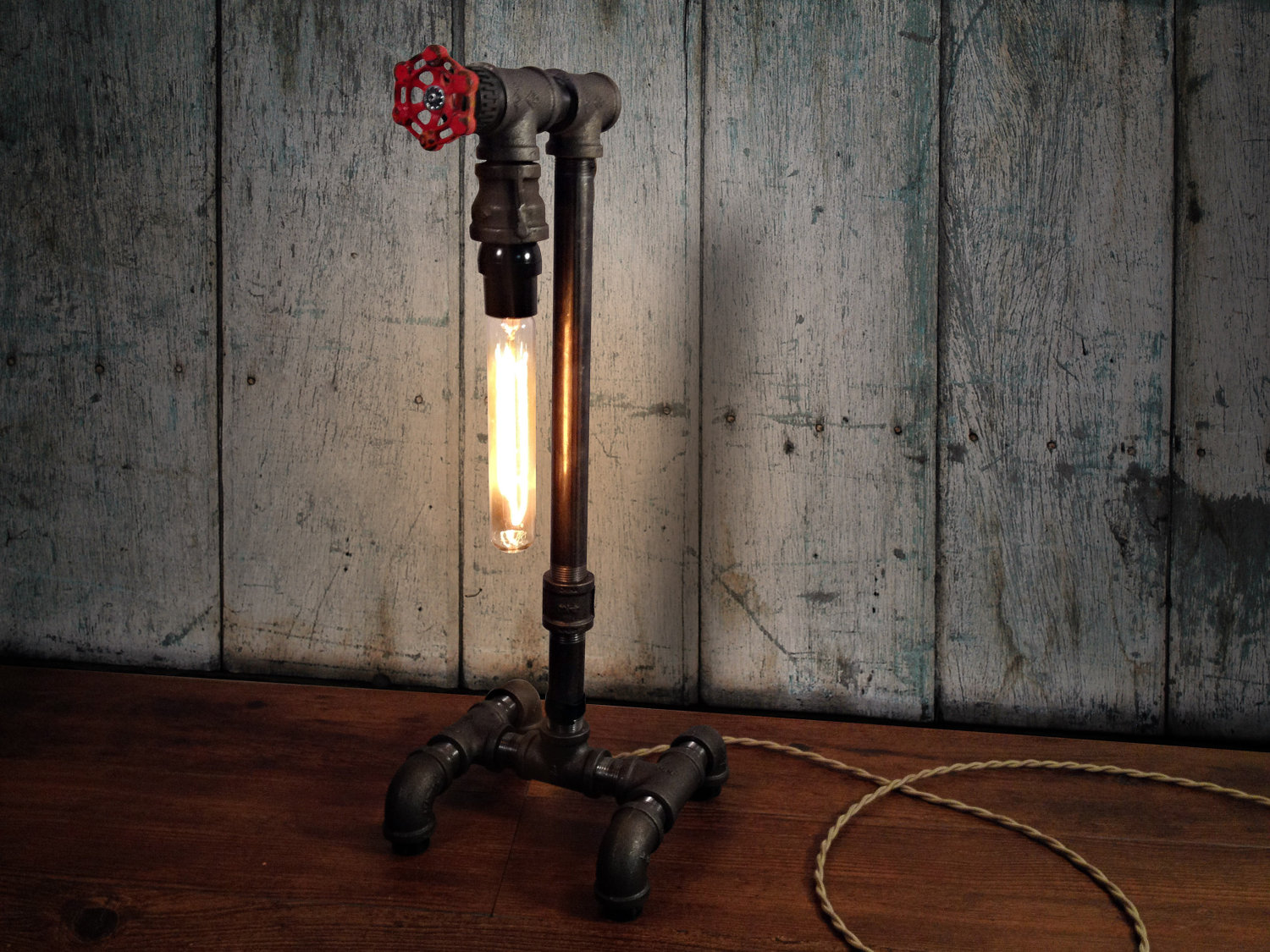 Cool Industrial Lamps 10 Fun Lighting Ideas For Your Man Cave Lamps Warisan