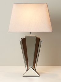 The routes to Mirrored table lamps | Warisan Lighting