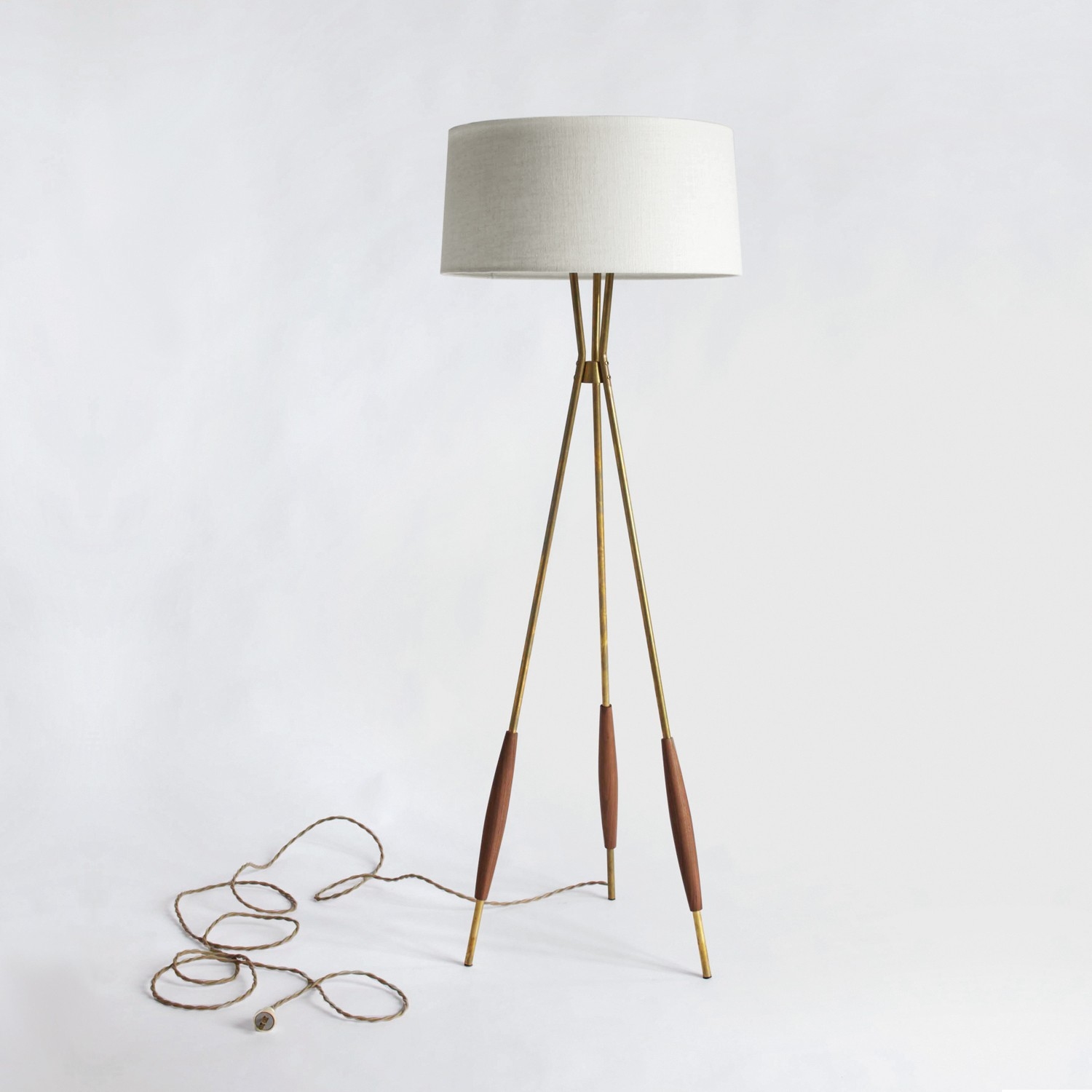 TOP 10 Modern tripod floor lamps for 2018