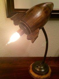 TOP 10 Rocket lamps 2018   Warisan Lighting