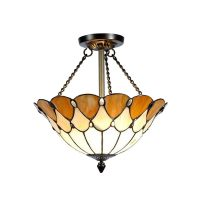 TOP 10 Tiffany style ceiling fan light shades for 2018 ...