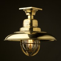 Vintage ceiling lights are the best ceiling light options ...