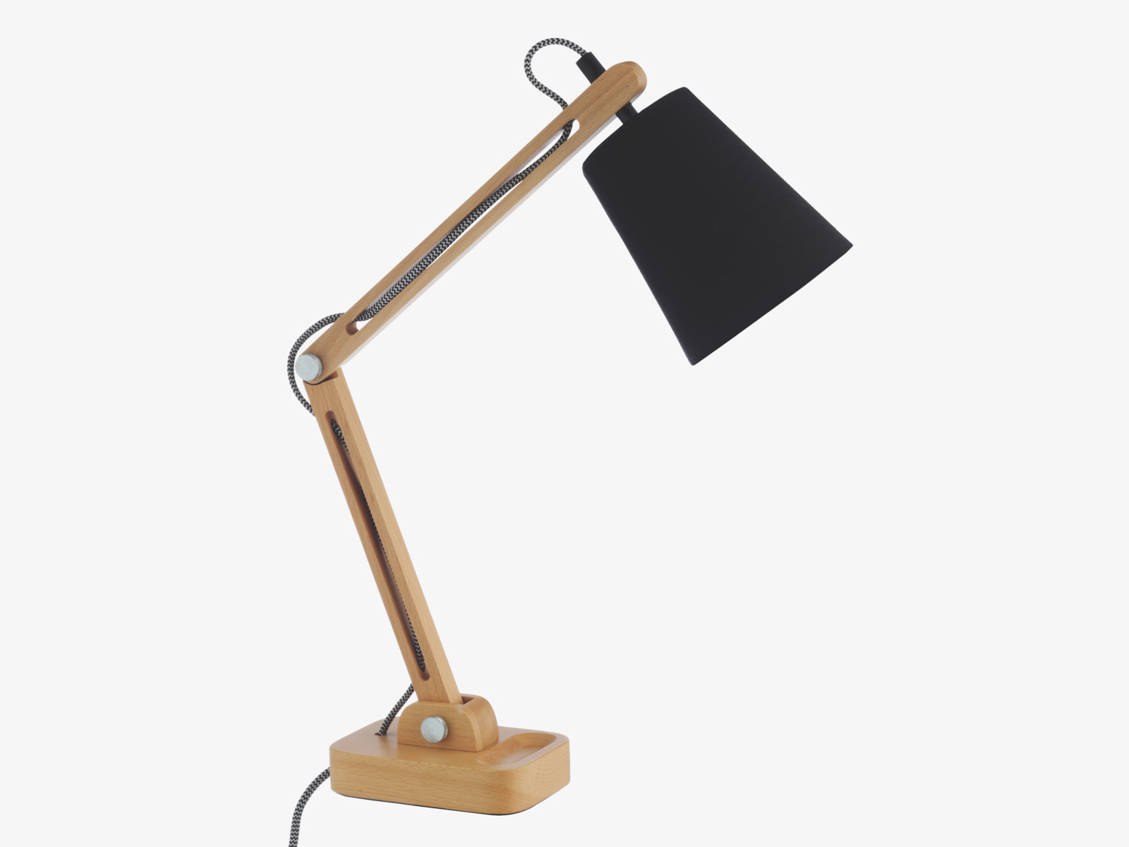 Wooden Table Lamps Designs Purchase Unique Wood Desk Lamp For Your Study Room