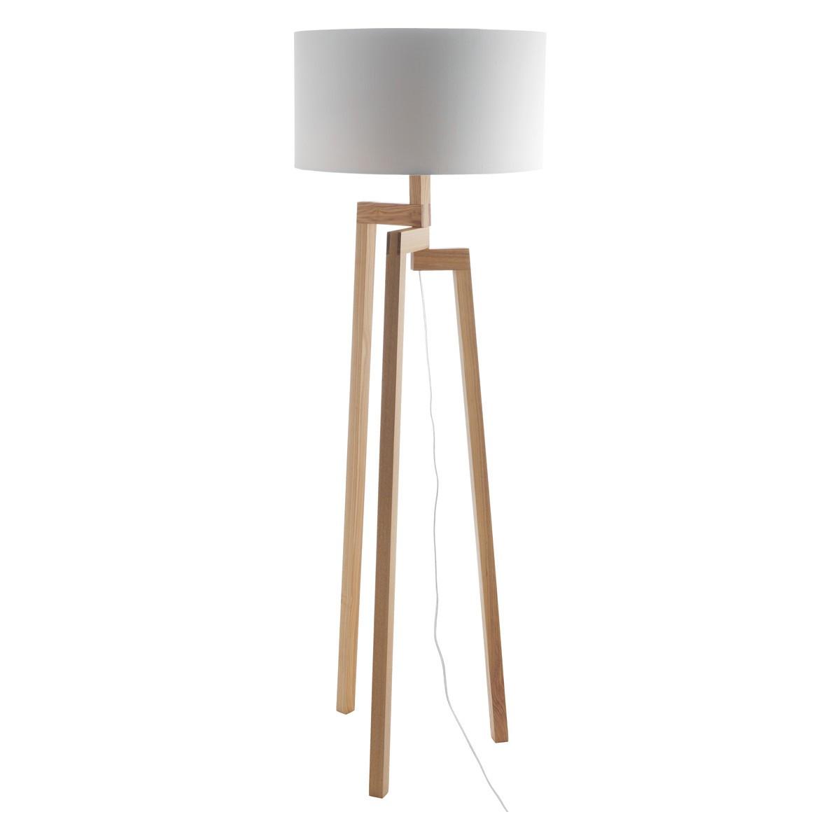 10 benefits of Wood floor lamps