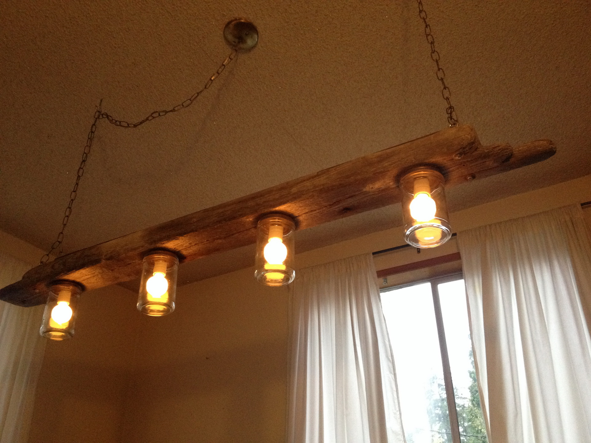 Beach Hanging Lights Wooden Ceiling Lights For Excellent Lighting And Interior