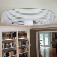 Bladeless Ceiling Fans Dyson