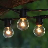 Decorative string lights outdoor - 25 tips by Making Your ...