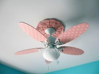 Make your room stylish with Girls ceiling fans