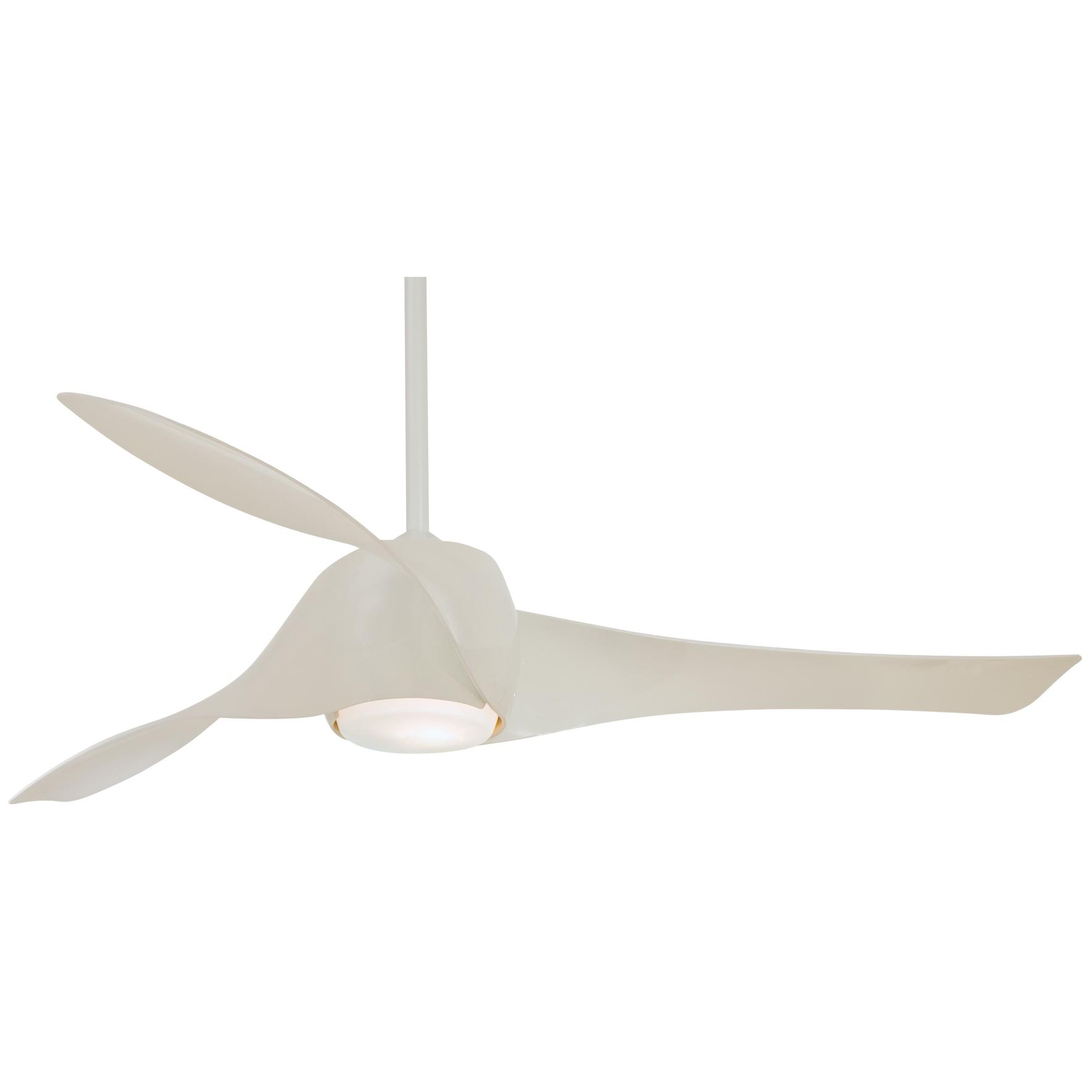 White Modern Ceiling Fan Modern Contemporary Ceiling Fans Providing Modern Design
