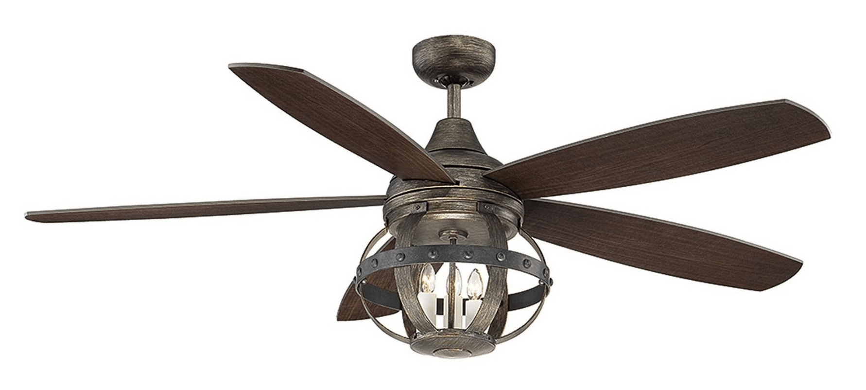 New Style Ceiling Fans 10 Adventiges Of Wrought Iron Ceiling Fans Warisan Lighting