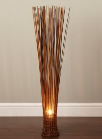 Bamboo floor lamps - reasons to buy | Warisan Lighting
