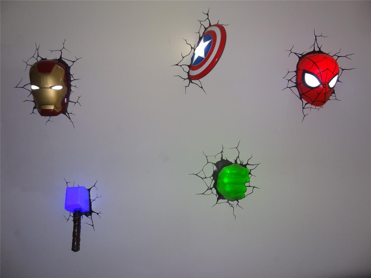 3d Bedroom Wallpaper Uk 10 Things To Consider Before Installing 3d Avengers Wall
