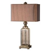 Amber glass table lamp - 10 tips for buyers | Warisan Lighting