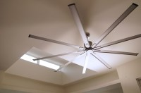 Big industrial ceiling fans - Get comfy, save money and ...