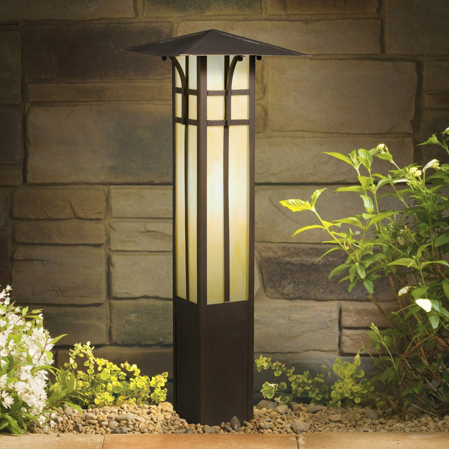 Potelet Terrasse The Uses Of Bollard Lights Outdoor | Warisan Lighting