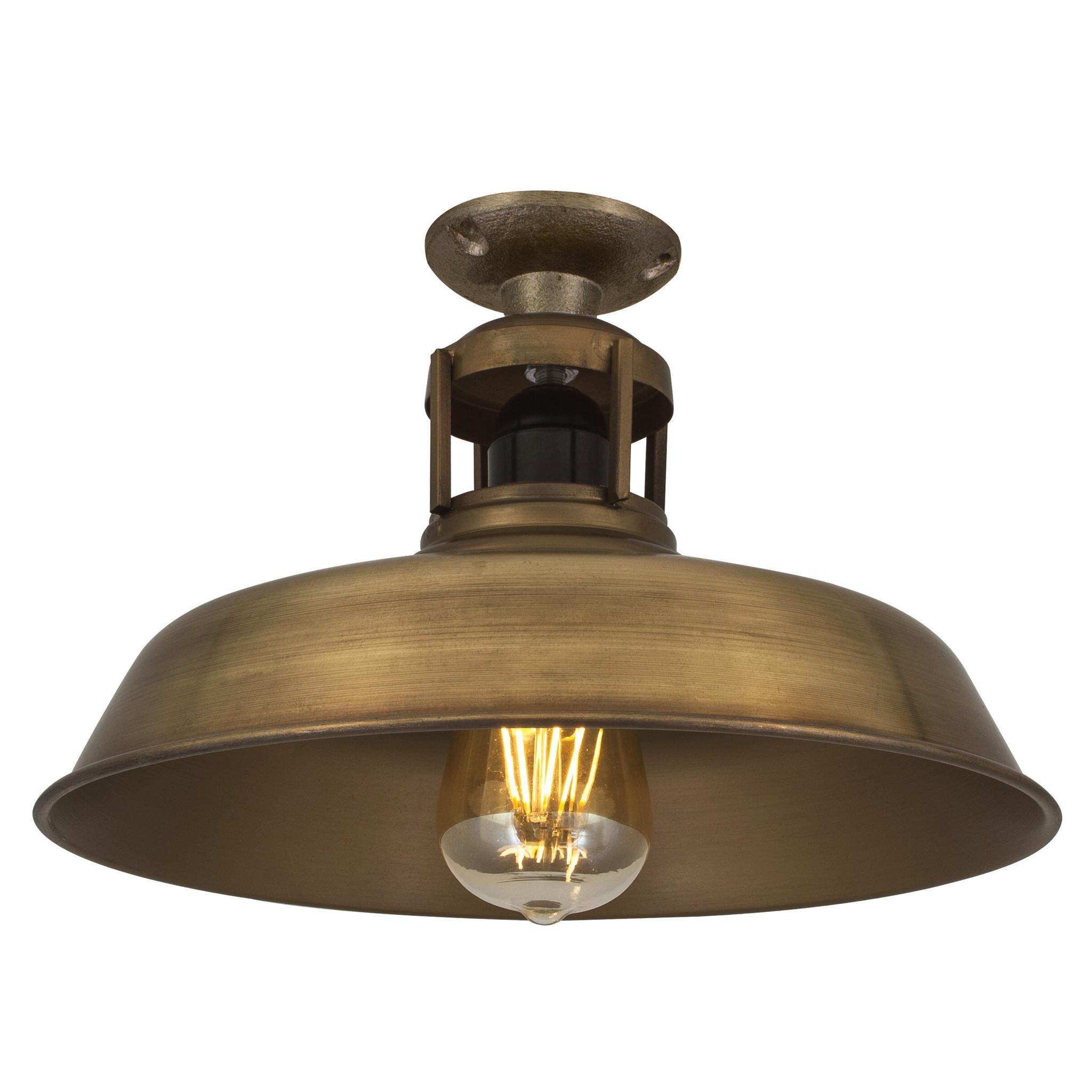 10 benefits of Brass ceiling lights