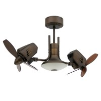 Ceiling fan double - 10 methods to Cool Your Home ...