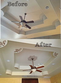 Ceiling lights with matching wall lights | Warisan Lighting