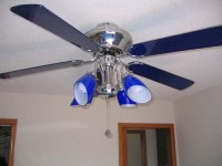 TOP 10 Cobalt blue ceiling fans 2018   Warisan Lighting