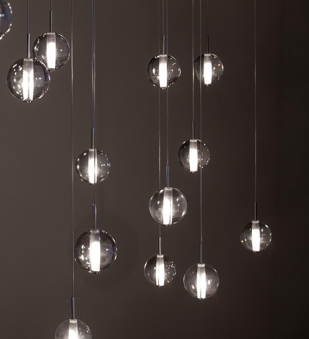 Contemporary outdoor pendant lighting