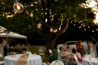 Diy Outdoor Wedding Lighting Ideas