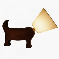 Dog lamps - Bringing mans best friend to light | Warisan ...