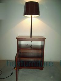 10 reasons to buy End tables with lamps attached | Warisan ...