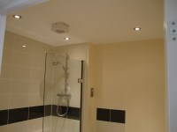 Extractor fan bathroom ceiling mounted