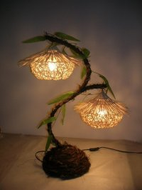 10 amazing Homemade lamp ideas to Light Your Home ...