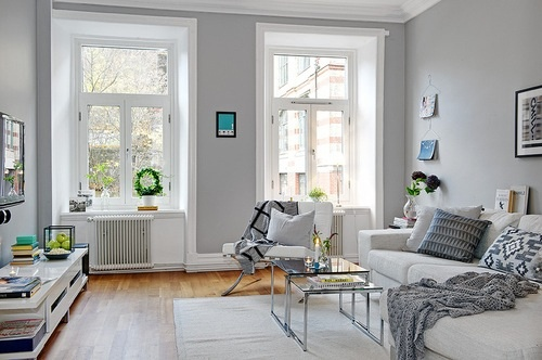 10 benefits of Light grey living room walls Warisan Lighting - gray living room walls