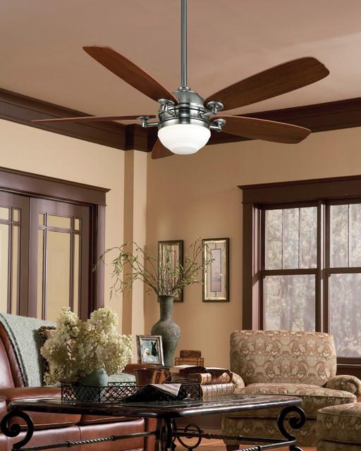 Living Room Ceiling Fans | Warisan Lighting