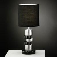 Modern bedside lamps
