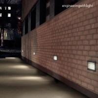 Outdoor garden wall lights | Warisan Lighting