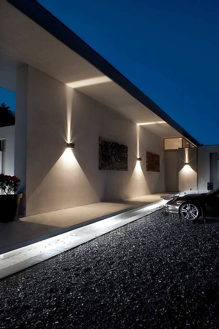 Eclairage Facade Exterieur Outdoor Led Wall Lights - 10 Reasons To Install | Warisan