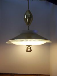 Pull down ceiling lights as one of the home fixtures ...
