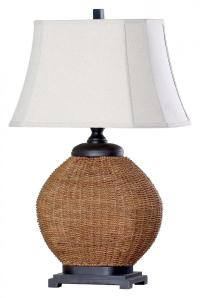Rattan table lamps - 10 reasons to buy | Warisan Lighting