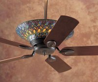 10 ways to install Tiffany ceiling fans | Warisan Lighting