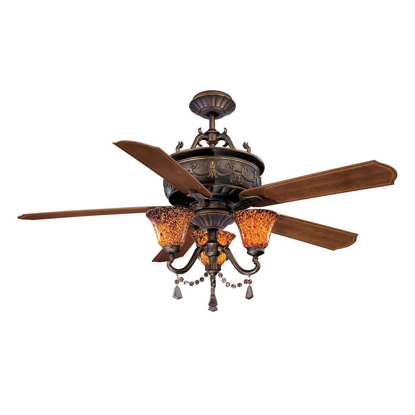 TOP 10 Unusual ceiling fans 2018