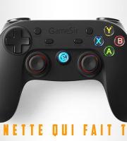 Test manette gamesir G3s