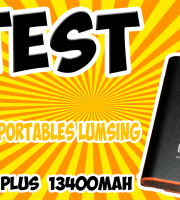 Affiche Batteries Lumsing GRAND A1 PLUS 13400 MAH