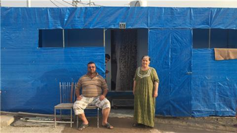 Fleeing ISIS: Christians in Kurdish camps fearful to return home