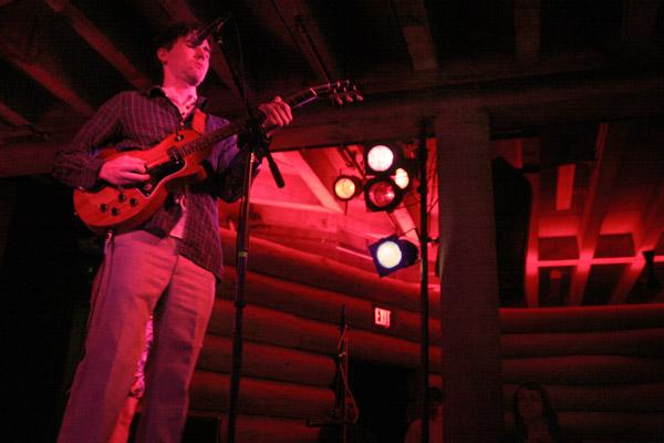 Cass McCombs live Doug Fir Lounge Portland, OR 08.20.2005