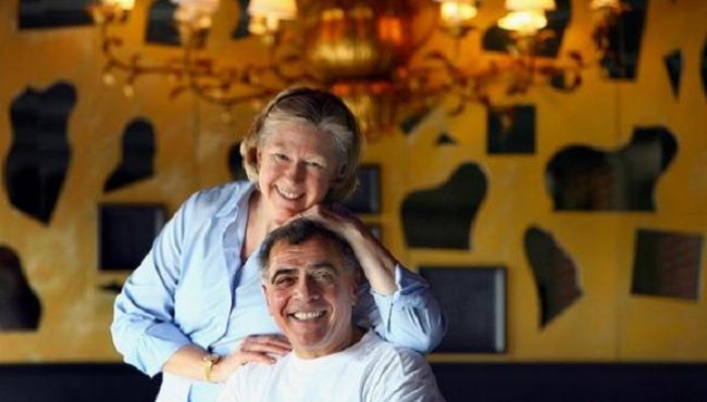 Al Forno owners George Germon & Johanne Killeen