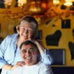 Al Forno owners George Germon & Johanne Killeen