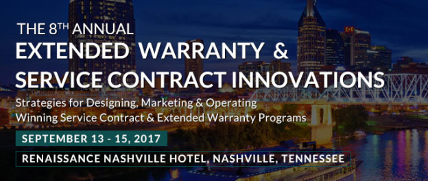 List of 2017 Speakers at the Extended Warranty and Service Contract